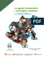 Memorias Congreso Pedagogico Afrocolombi