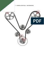 Azera Motor 2.7 - Correia Dentada - Sincronismo