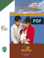 Ley 3460 de Fomento a Lactancia Materna