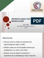 11.1.- Factor Masculino Dr Fernandini Mayo 2019