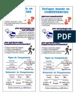 Infografía Competencias Colegio Universitario