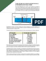 Recuperacion Del Plomo en Lodos Anodicos de La Electrorefinacion Del Cobre