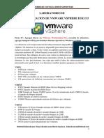 Laboratorio 3-Creación Datastore Agregar Discos ESXI 6.0