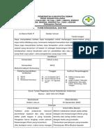 Form Kredensial Dokter Umum