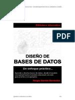 Diseño de Base de Datos - Un Enfoque Practico