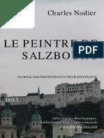 Nodier Le Peintre de Salzbourg