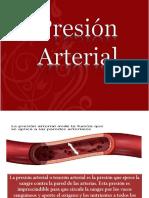 Presentacion Presión Arterial