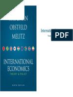 Krugman Obstfeld Internacional Economics