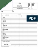 47. Form Checklist P3K