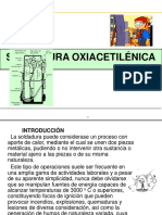 Oxicorte y SoldaduraCLASE 6