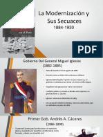 la historia de la corrupcion en el peru resumen del periodo 1884-1930