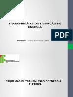 Transmissão de Energia - Esquemas de Transmissão de Energia