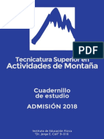 Act Montaña