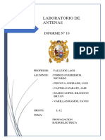 Informe Final Antenas