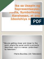 Media Literacy - Sir Pangilinan PPT