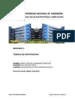Investigacion de Maquinas 3. Sabado 16 de Marzo Del 2019.