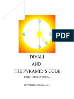 Petko Nikolic Vidusa - Divali and the Pyramid's Code