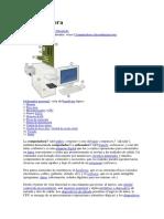 Computadora Caracteristicas y Tipos