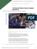 Sobornos en El Invima Incluían Hasta Cirugías Estéticas a Funcionarios - Investigación - Justicia - ELTIEMPO.com