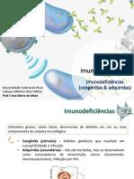Aula 10 - Imunodeficiências