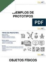 ejemplos de prototipos para innovación