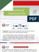 Principios de Transduccion