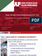 Historia y Evolución de La Aduana en El Perú