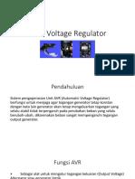 Auto Voltage Regulator Revisi