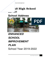 Lakas High School Esip 2019 2022 Gina