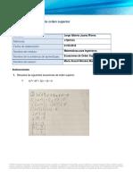 Jorge Juarez Ecuaciones Cuadraticas