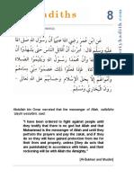 hadith 08