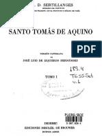 Santo Tomas de Aquino I - A.D.Sertillanges.pdf