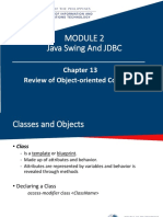 Recovered Module 2 Ch13 Review of Object Oriented Concepts