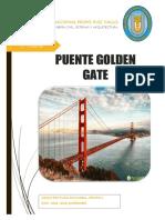 Golden Gate Arquitectura