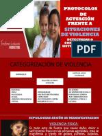 Rutas de Violencia en El Sistema Educativo