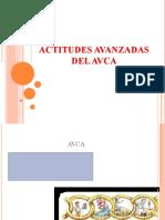 Actitudes avanzadas de AVCA