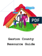 gaston county community resources