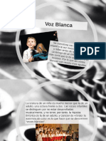 Voces Blancas - Castrato