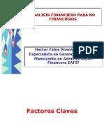 Analisis Financiero Para No Financieros