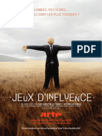 Jeux d'influence doc presse