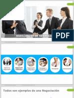Negociacion Distributiva.- Habilidades de Negociación 2