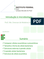 A célula bacteriana.pdf
