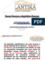 Zonas Francas 2017 Aduanas