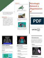 Psicologia General y Organizacional