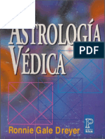 Ronnie Gale Dreyer-Astrologia Vedica