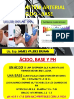 Gasometria Arterial -Ac-bas