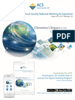254th American Chemical Society National Meeting Expo