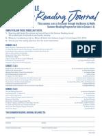summer reading activity 2019 - b n summer reading journal