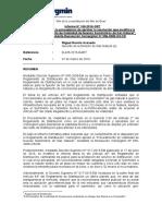 Informe Legal N 0169-2016-GART