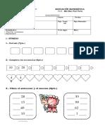 Diagnóstico de Matemáticas 2°.doc